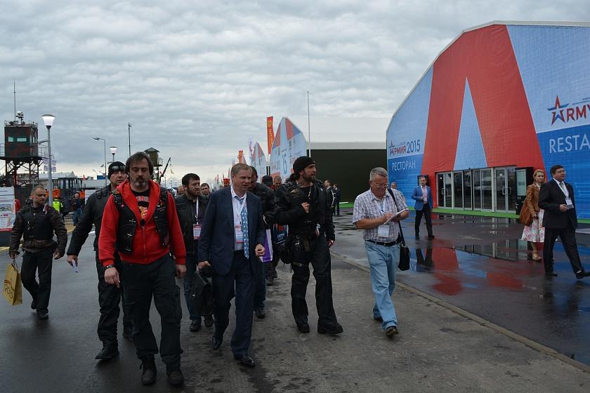 """Проект филиала Парка """"Патриот"""" будет реализован в Севастополе на горе Гасфорта."""